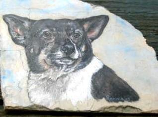 Lucy's portrait